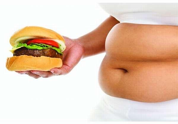 Ожирение - причина болезни