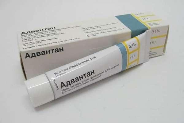 Адвантан: инструкция по применению для детей
