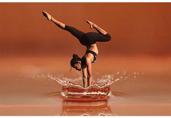 гимнастическое упражнение