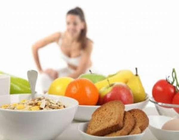 Меню питания при запорах у взрослого человека