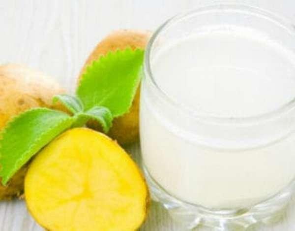 Как делать и принимать картофельный сок для желудка