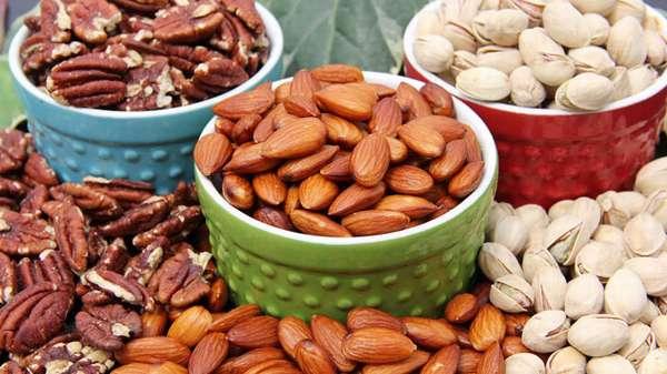 орехово-фруктовой смеси для иммунитета помогает детям