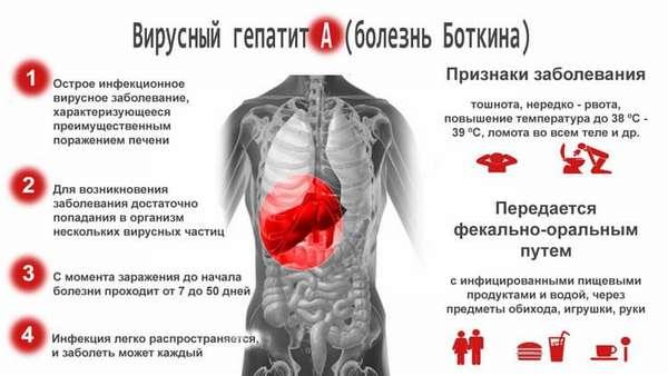 Что такое гепатит А и зачем нужна прививка