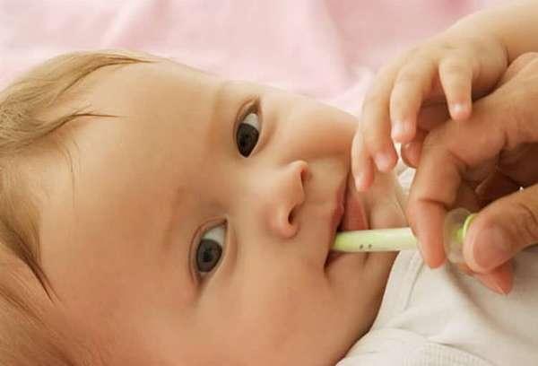 Как давать капли боботик для новорожденных