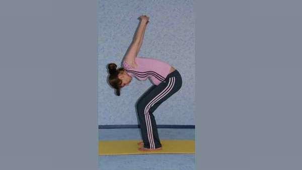 гимнастика для беременных 2 триместр для рук