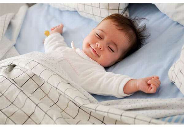 спокойный сон ребенка