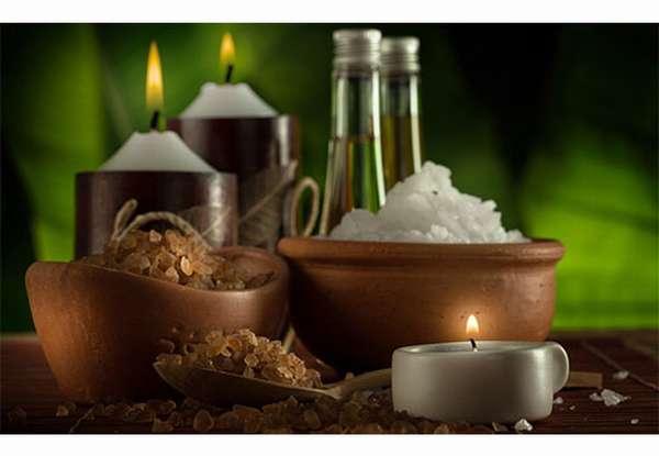 Соль и свечи