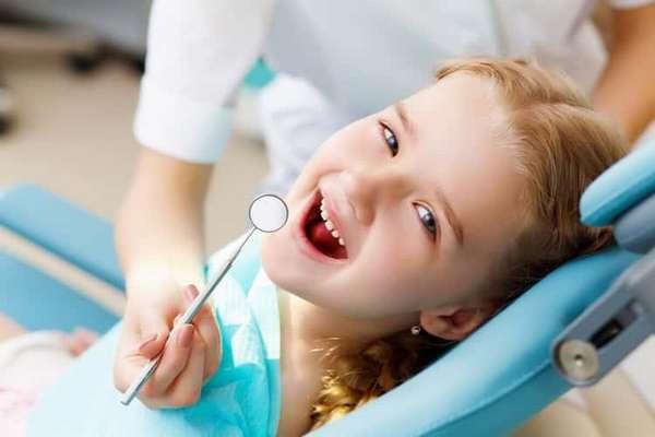 пластинка для зубов детям: фото