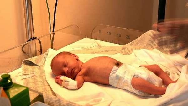 Чем раньше родился малыш, тем более пассивным он будет.