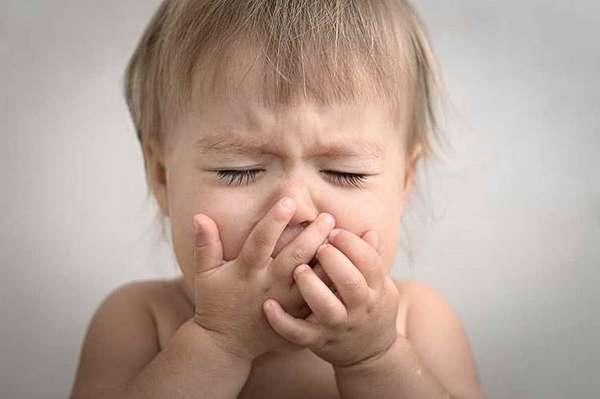 у ребенка кашель до рвоты что делать