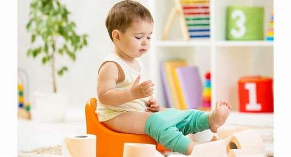 Узнайте как научить ребенка ходить на горшок
