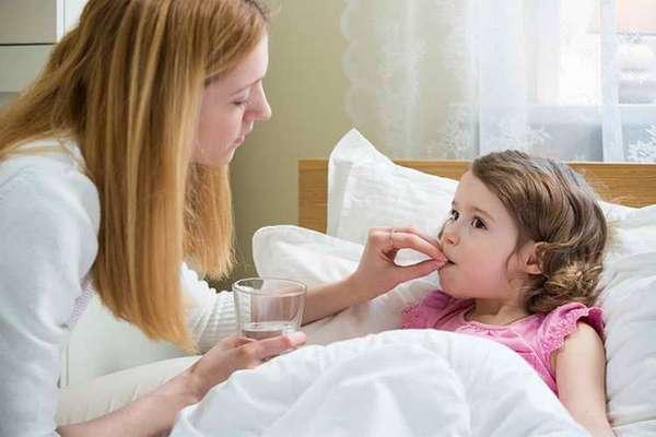 пирантел для профилактики детям как принимать