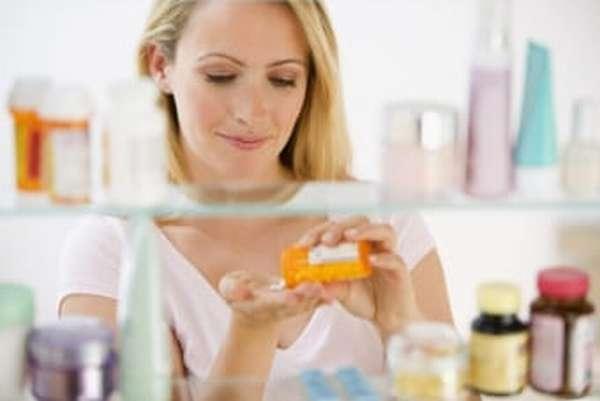 Прогестеронсодержащие медикаменты при ЖТ