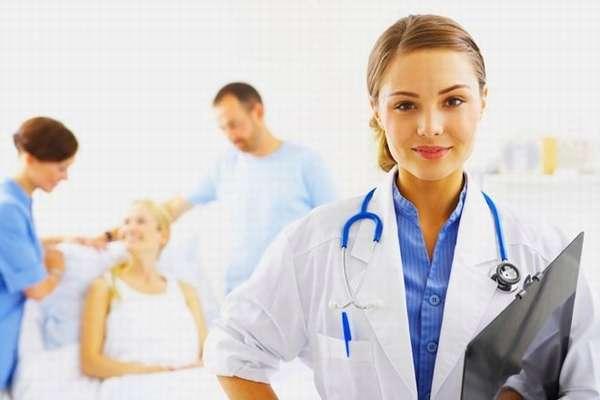Врачи из гинекологии успокаивают береиенную