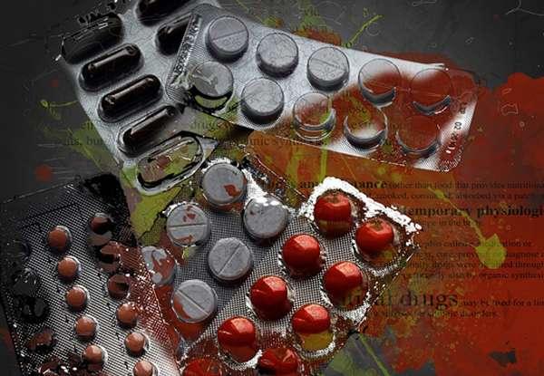 таблетки при интоксикации