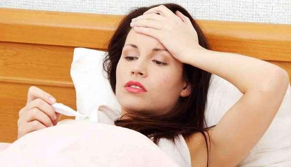 Простуда при беременности: симптомы и лечение