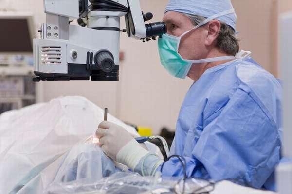 Лазерное прижигание (лечение, удаление) эрозии шейки матки