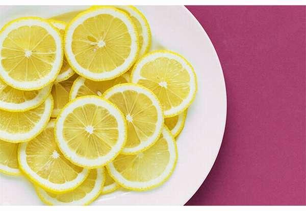 Лимон для снятия спазма