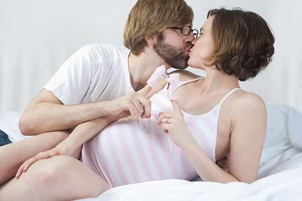37 неделя беременности (3-й триместр) - мама и малыш