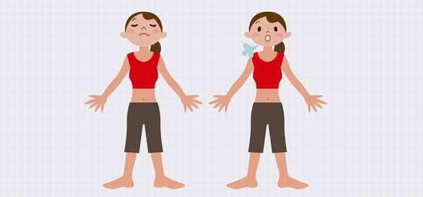 Это упражнение увеличивает объём лёгких.