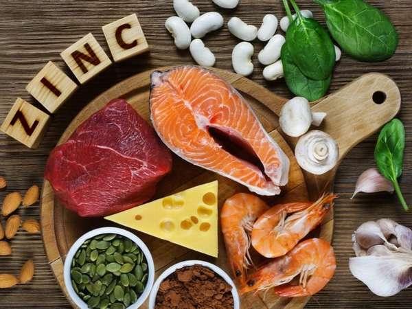 Содержащие цинк продукты есть среди животной и растительной среды