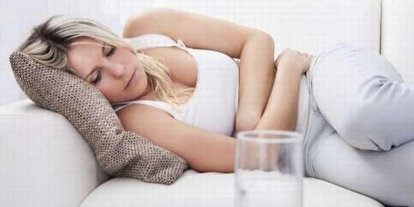 Болит киста яичника после родов