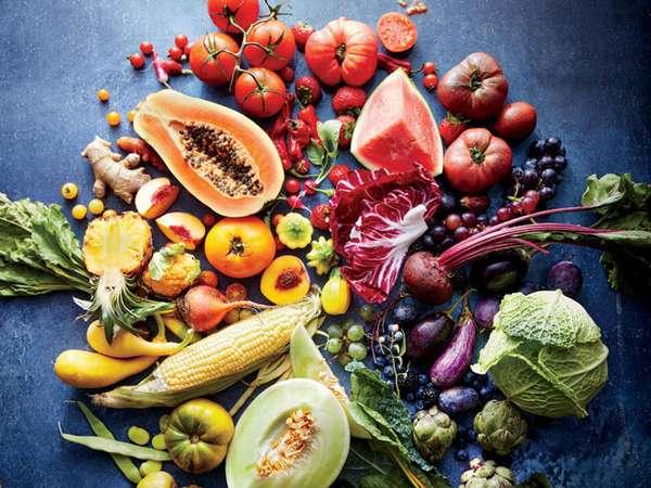 фрукты и овощи как основное средство повышения детского иммунитета