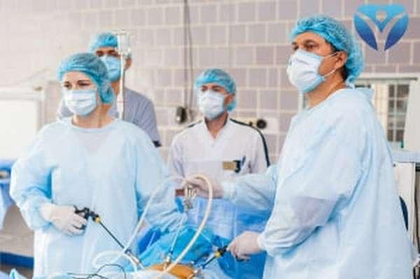 Лапароскопия при эндометриоидной кисте перед зачатием