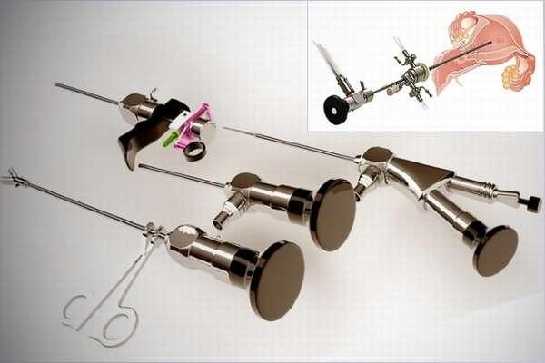 Инструменты для гистероскопии