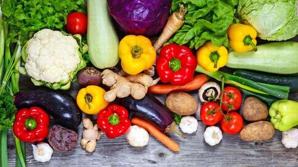 Овощные блюда способствуют укреплению иммунитета, сохранению фигуры, красоты, молодости