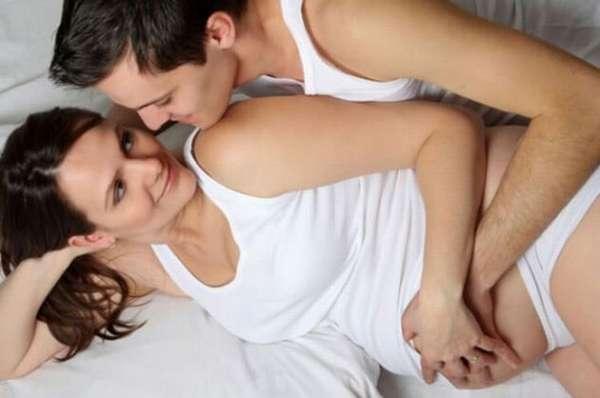 Секс на 22 неделе беременности для женщины обычно яркий и желанный.