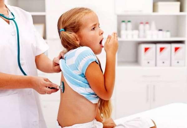 лечение бронхита антибиотиками у детей