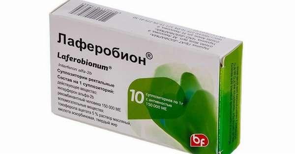 препарат Лаферобион