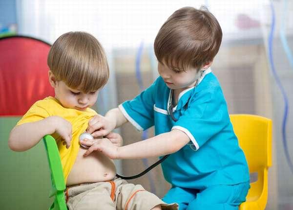 укрепить иммунитет, когда малыш ходит в садик