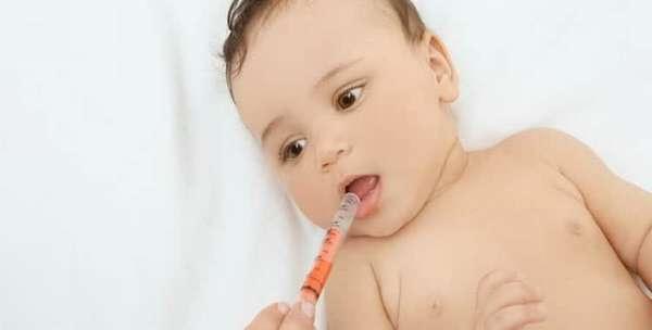 Линекс для новорожденных: инструкция по применению