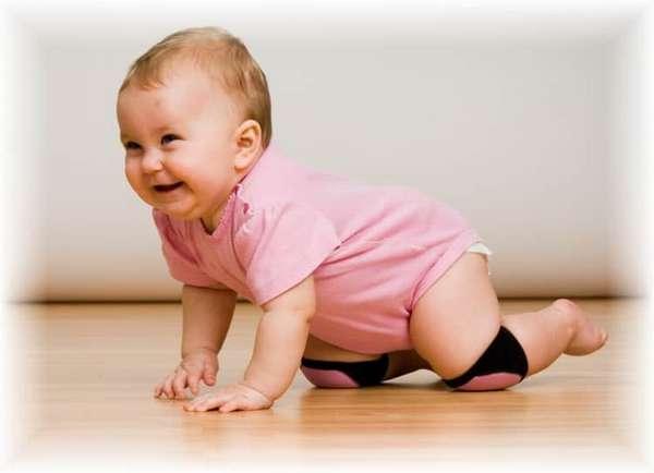 Рост ребенка в 10 месяцев