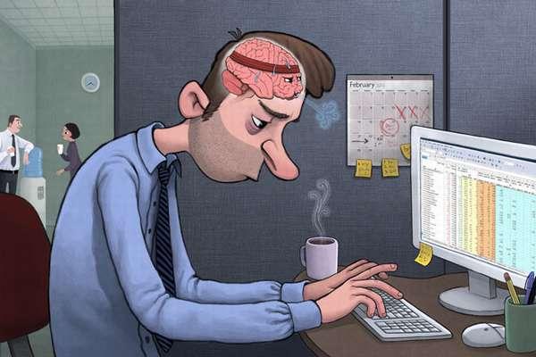 Стресс способствует снижению количества лейкоцитов
