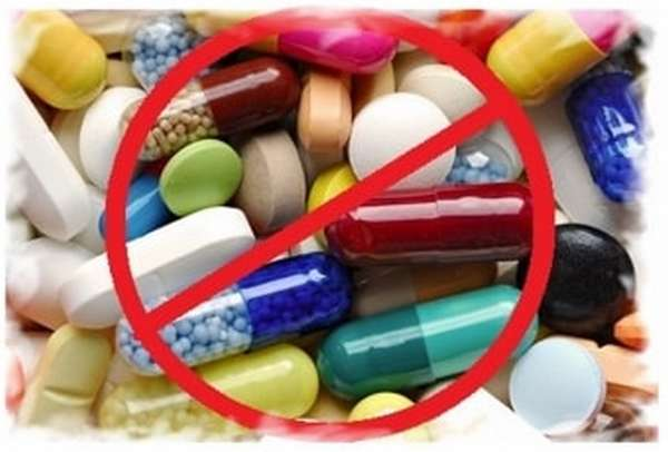 Медикаменты, которые нельзя смешивать