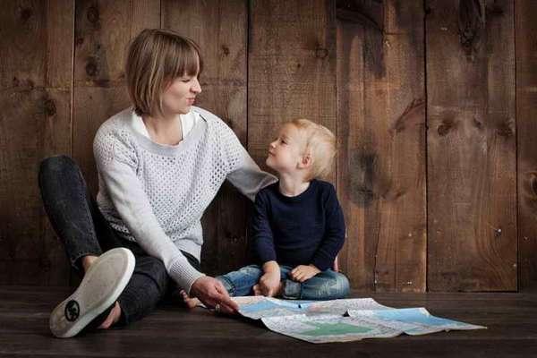 учим с ребенком букву р