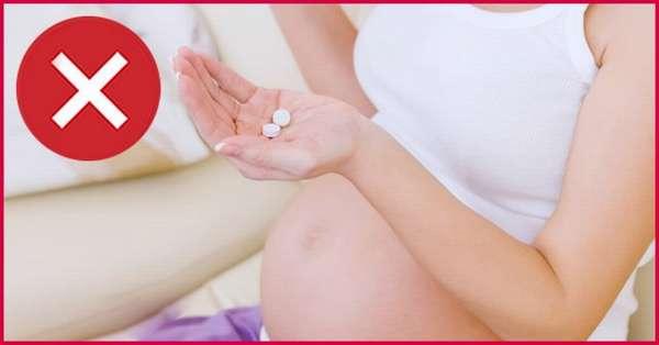 давайте разберемся что можно а что противопоказано беременным при простуде