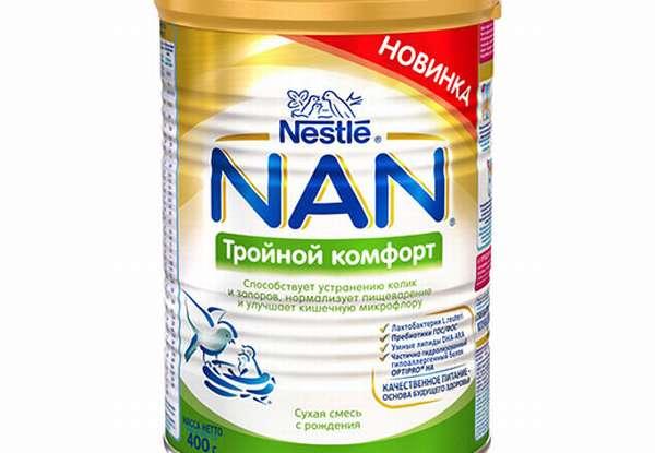 Смесь от поноса Nan