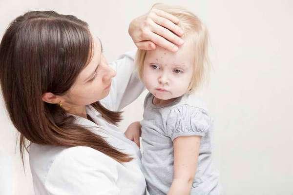 вялость у ребенка