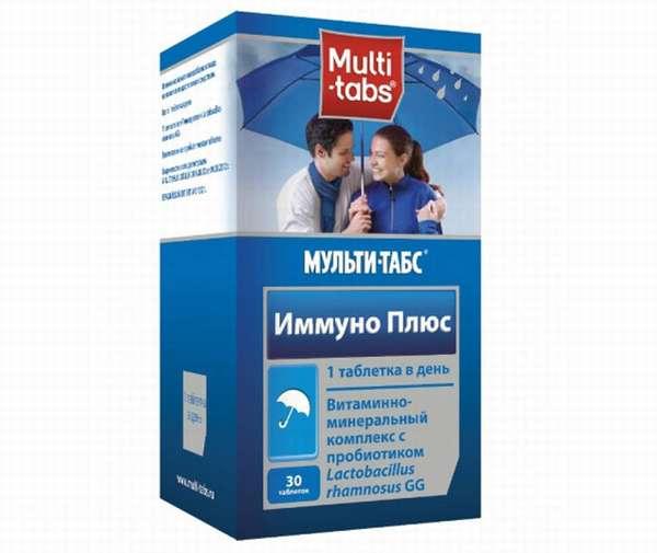 Immuno + МУЛЬТИТАБС