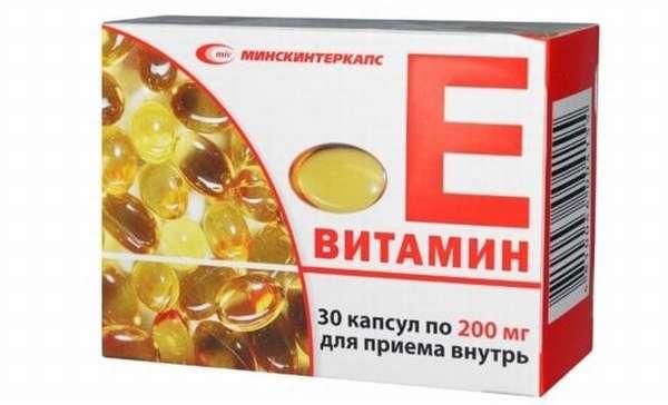 Как лечить поликистоз яичников витамином Е