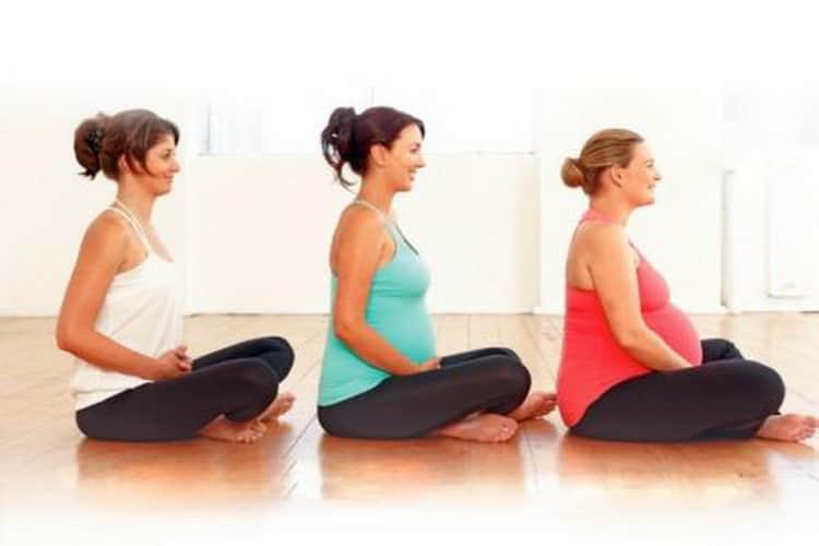 Правила проведения гимнастики при беременности